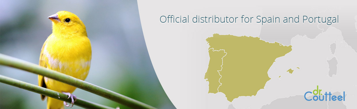Official distributor of Dr Coutteel for Spain and Portugal